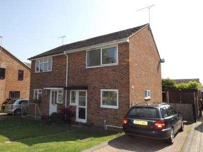 3 Bedrooms Semi Detached House for sale in Needham Market, Ipswich, Suffolk