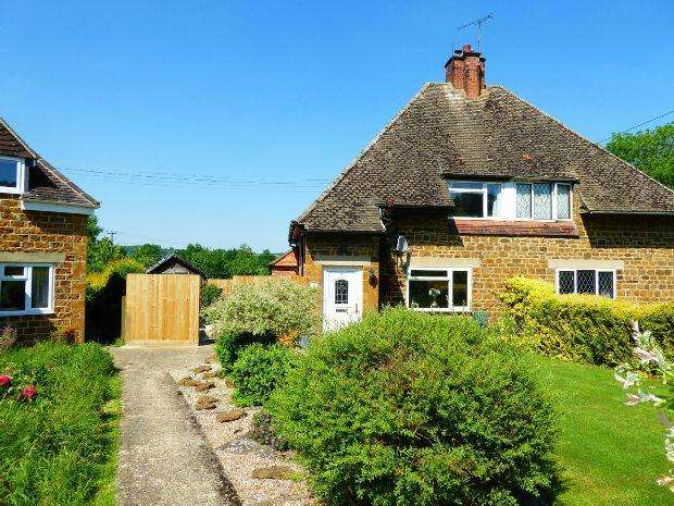 3 Bedrooms Semi Detached House for sale in Goose Bank, Warmington