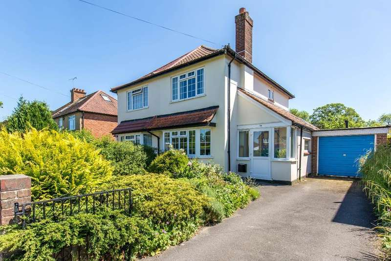 2 Bedrooms Semi Detached House for sale in Church Road, Warlingham, Surrey, CR6 9NU