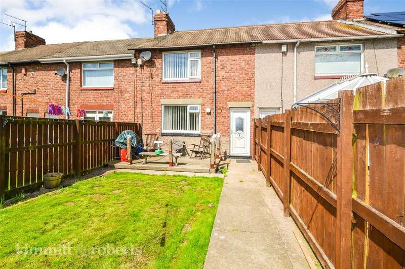 2 Bedrooms Terraced House for sale in Milton Avenue, Blackhall, Hartlepool, TS27