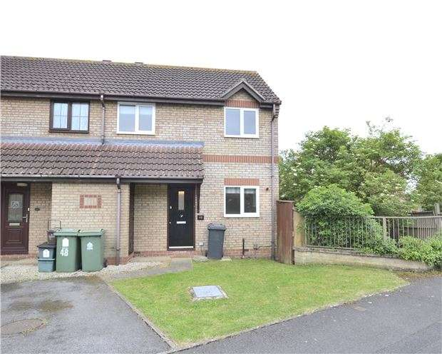 2 Bedrooms End Of Terrace House for sale in Carters Orchard, Quedgeley, GLOUCESTER, GL2 4TA
