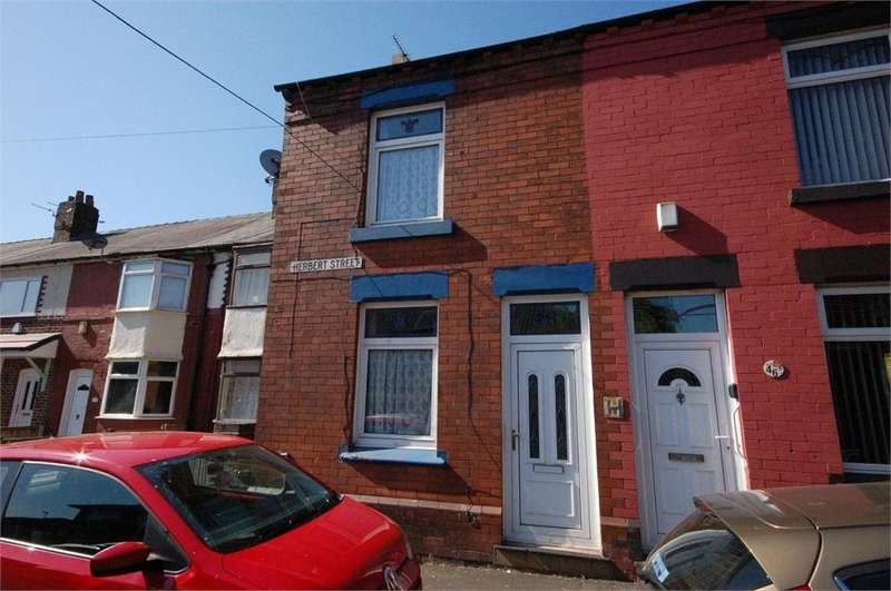 2 Bedrooms Terraced House for sale in Herbert Street, Sutton, ST HELENS, Merseyside