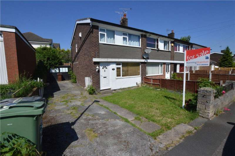 3 Bedrooms Town House for sale in Sandbed Court, Leeds, West Yorkshire