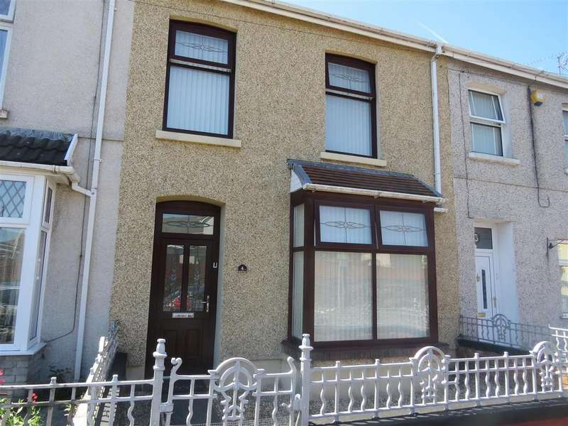3 Bedrooms Terraced House for sale in Lawrence Terrace, Llanelli