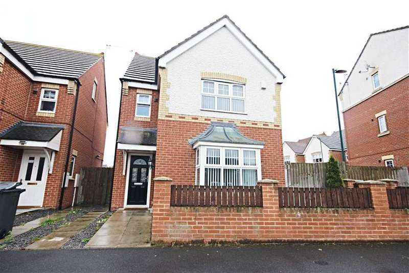 4 Bedrooms Detached House for sale in Low Lane, South Shields, Tyne Wear