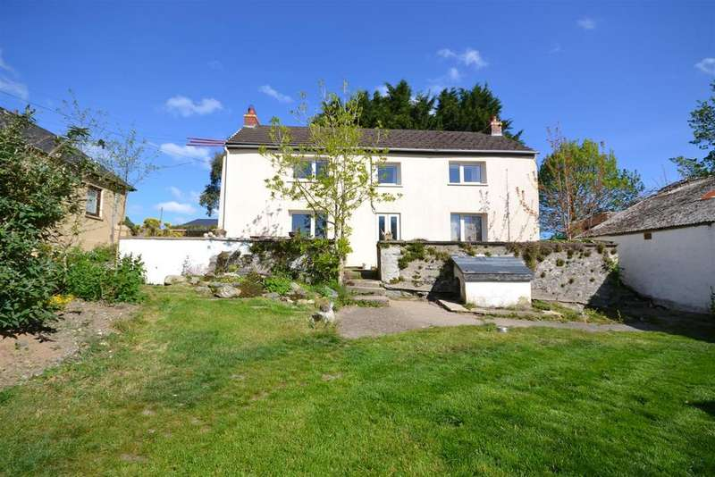 7 Bedrooms Land Commercial for sale in Rhydlewis