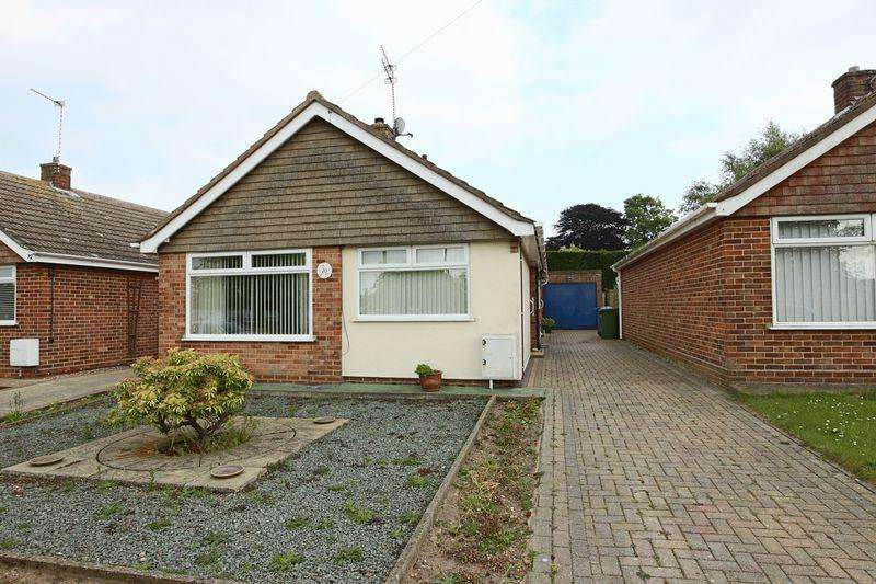 2 Bedrooms Detached Bungalow for sale in Witney Green, Lowestoft