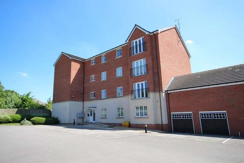2 Bedrooms Apartment Flat for sale in Waggon Road, Newforest Village