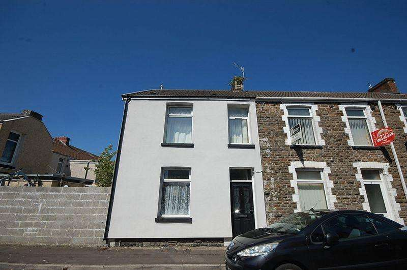 3 Bedrooms End Of Terrace House for sale in 1 Eva Street, Neath. SA11 1PD