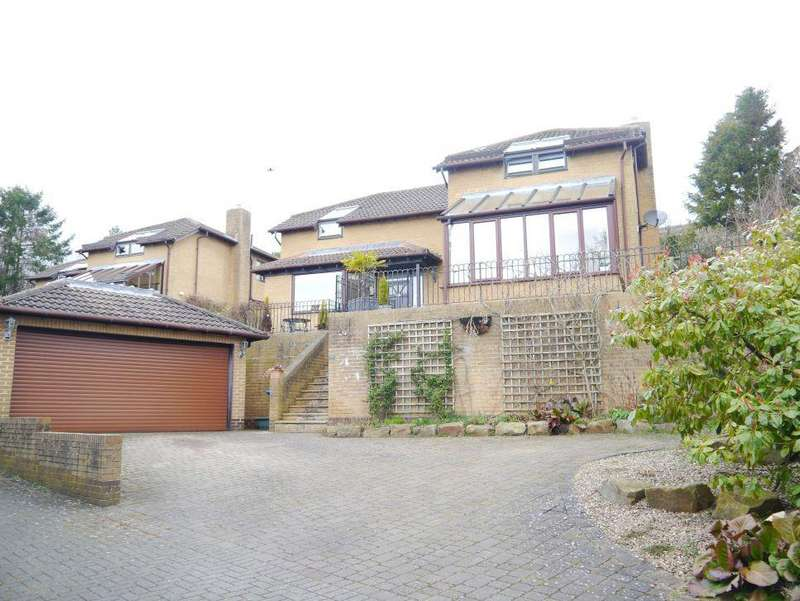 4 Bedrooms Detached House for sale in Heddon Banks, Heddon-On-The-Wall