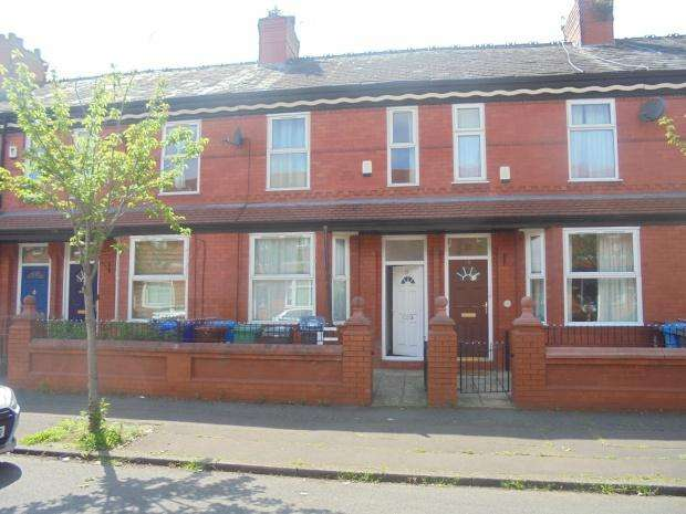 3 Bedrooms Terraced House for sale in 23 Yew Tree Avenue, Fallowfield, Manchester, M14