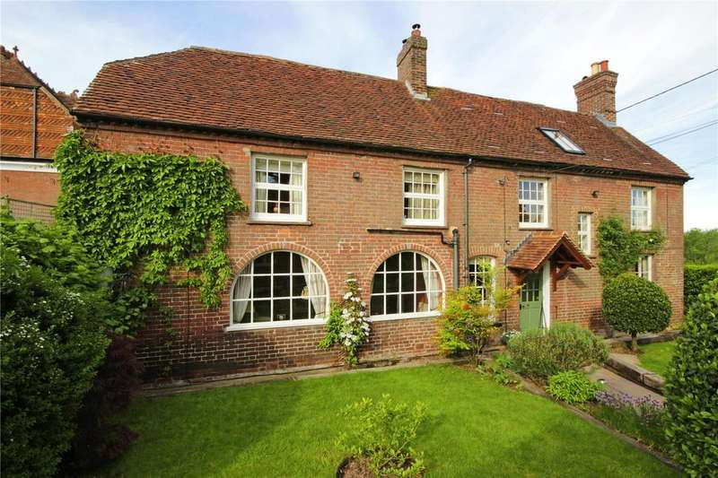 4 Bedrooms Detached House for sale in Hurstwood Road, High Hurstwood, Uckfield, East Sussex, TN22