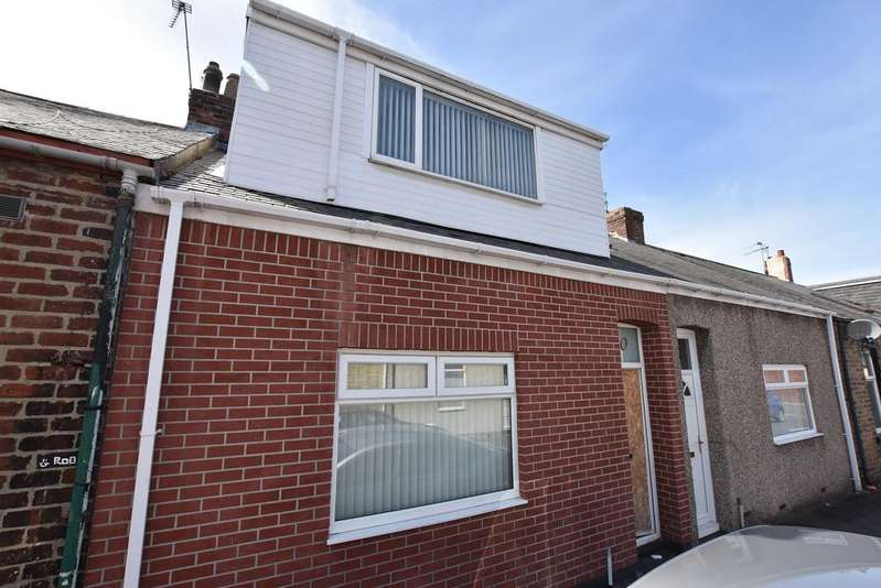 2 Bedrooms Terraced House for sale in Exeter Street, Pallion