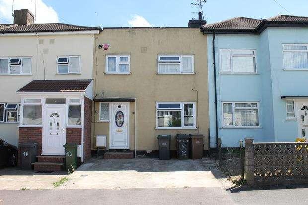 2 Bedrooms Terraced House for sale in Pembroke Avenue, Luton, LU4
