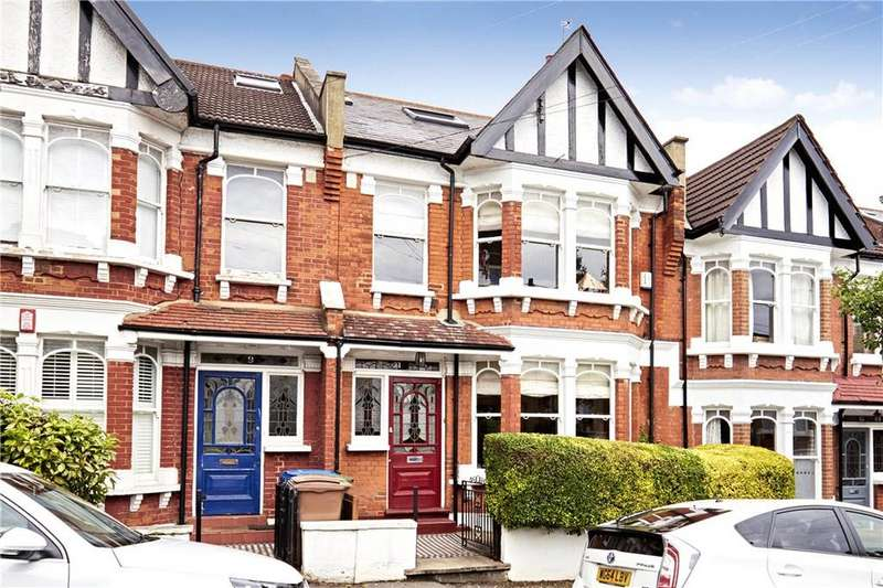 5 Bedrooms Terraced House for sale in Danecroft Road, Herne Hill, London, SE24