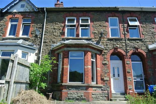 3 Bedrooms Terraced House for sale in Park View, Freeholdland Road, Pontnewynydd, PONTYPOOL, Torfaen