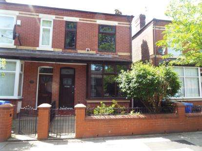2 Bedrooms Semi Detached House for sale in Seaford Road, Salford, Greater Manchester