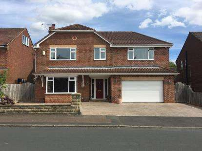 4 Bedrooms Detached House for sale in Wheatlands, Great Ayton, Middlesbrough, North Yorkshire