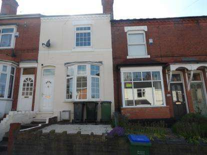 3 Bedrooms Terraced House for sale in Pargeter Road, Bearwood, West Midlands