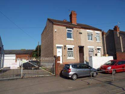 3 Bedrooms Semi Detached House for sale in Lockhurst Lane, Foleshill, Coventry, West Midlands