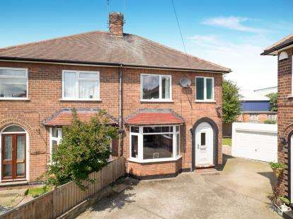 3 Bedrooms Semi Detached House for sale in Leyton Crescent, Beeston, Nottingham, .
