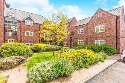 3 Bedrooms Flat for sale in The Fosse Building, 1A Tetuan Road, Leicester, Leicestershire