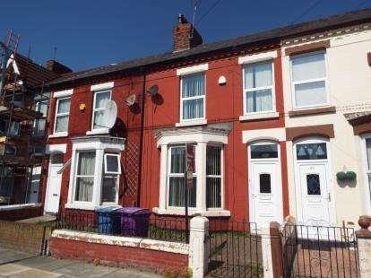 3 Bedrooms Terraced House for sale in Ashfield, Wavertree, Liverpool, Merseyside, L15