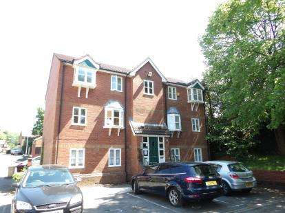 2 Bedrooms Flat for sale in Torrisdale Close, Bolton, Greater Manchester, BL3