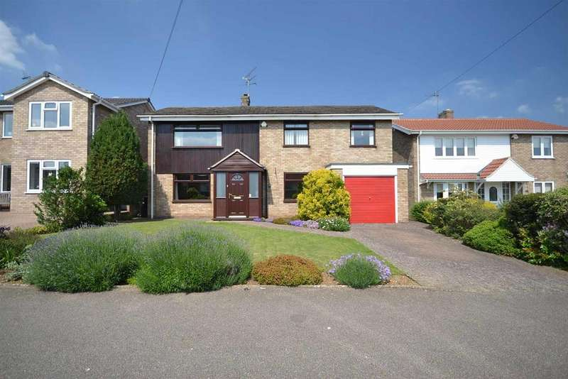 4 Bedrooms Detached House for sale in Stirling Road, Stamford