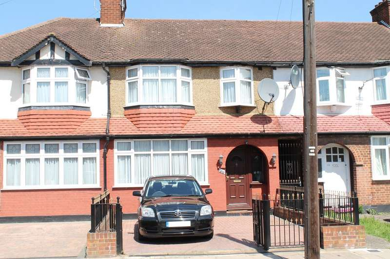 3 Bedrooms Terraced House for sale in Carterhatch Road, Enfield, London, EN3