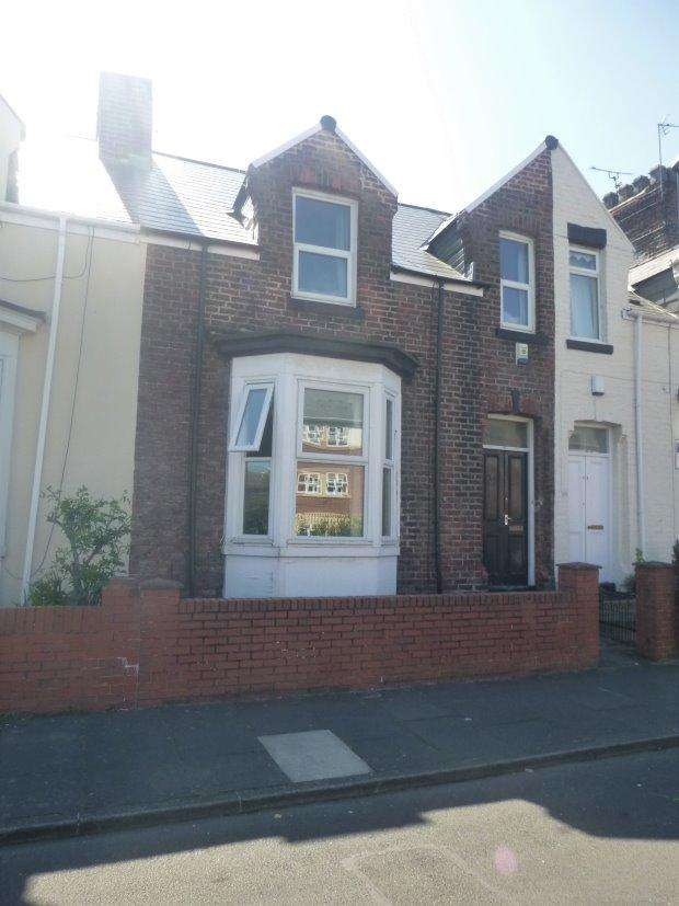3 Bedrooms Terraced House for sale in SHAKESPERE TERRACE, CITY CENTRE, SUNDERLAND SOUTH