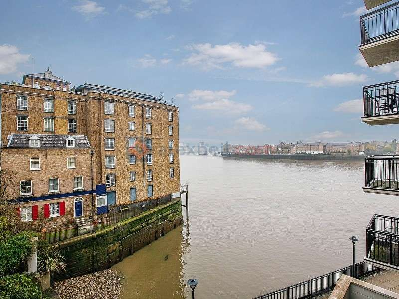 2 Bedrooms Flat for sale in Narrow Street, Limehouse E14