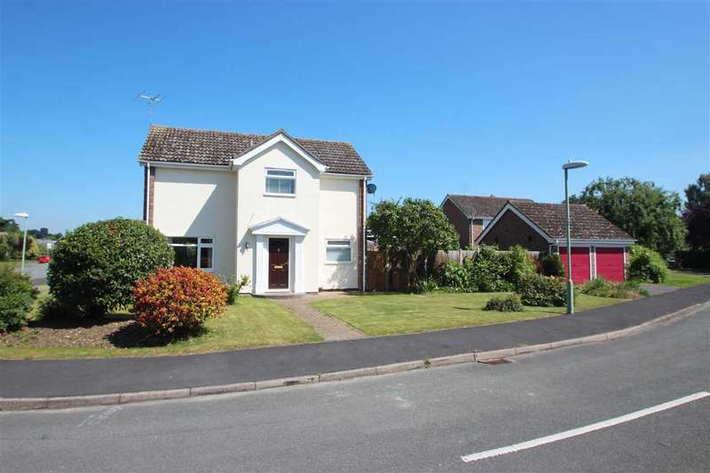 4 Bedrooms Detached House for sale in Tenter Field, Stratford St. Mary, Colchester