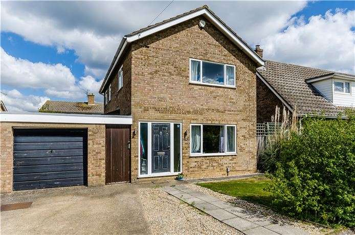3 Bedrooms Link Detached House for sale in St Andrews Way, Ely