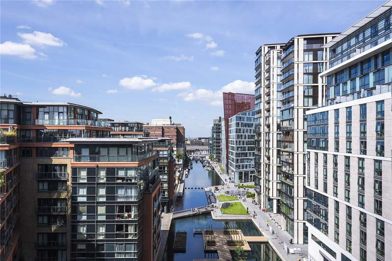 1 Bedroom Flat for sale in Balmoral Apartments, 2 Praed Street, London, W2