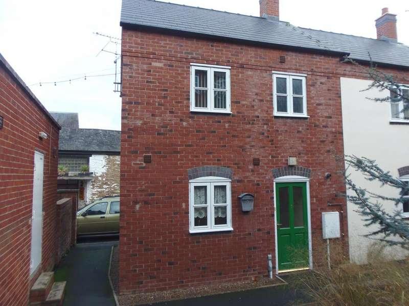 2 Bedrooms Cottage House for sale in 5 Nunwell Court, Bromyard, HR7
