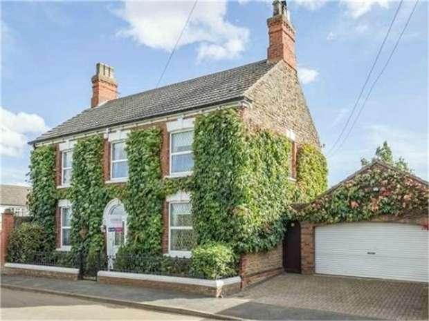 4 Bedrooms Detached House for sale in Winteringham Lane, West Halton, Scunthorpe, Lincolnshire