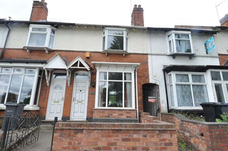 2 Bedrooms Terraced House for sale in Warwards Lane, Selly Oak, Birmingham