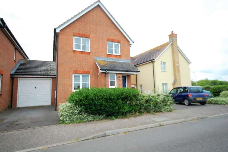 3 Bedrooms Semi Detached House for sale in Roberts Road, Seasalter