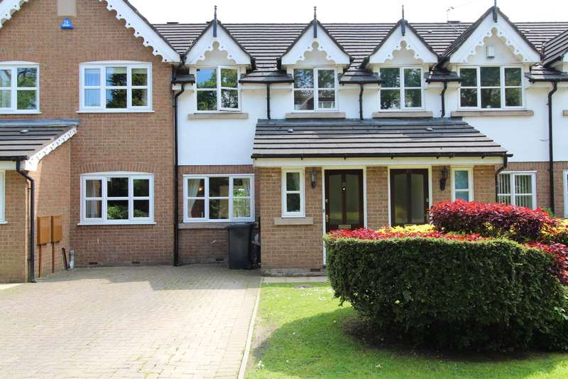 3 Bedrooms Terraced House for sale in Hope Park Close, Prestwich