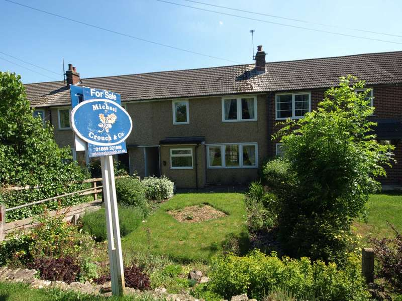 3 Bedrooms Semi Detached House for sale in The Green, Chesterton