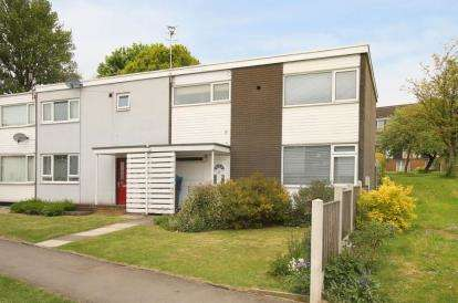 3 Bedrooms End Of Terrace House for sale in Batemoor Walk, Sheffield, South Yorkshire