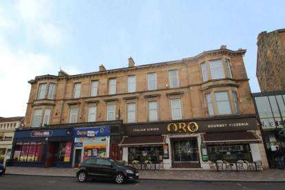 4 Bedrooms Flat for sale in Kilmarnock Road, Glasgow, Lanarkshire