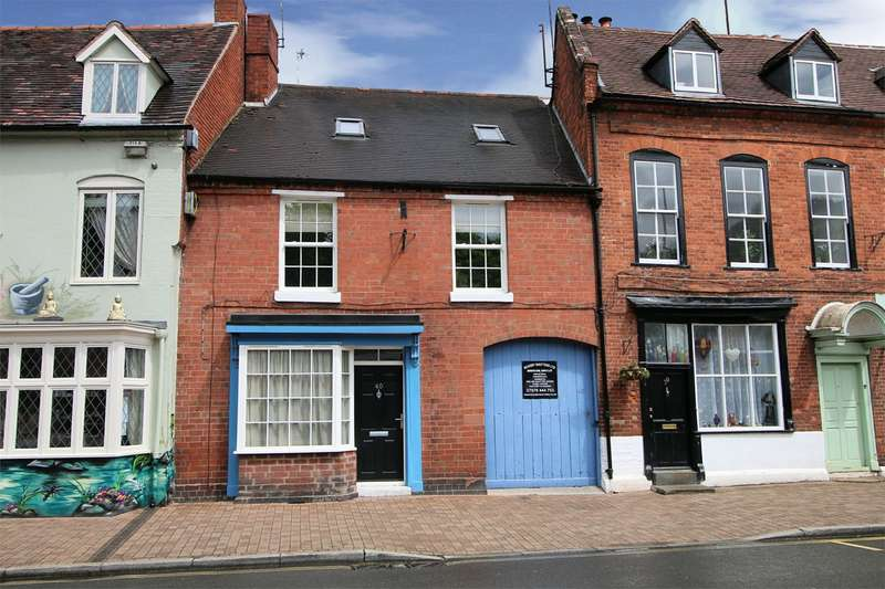 3 Bedrooms Terraced House for sale in High Street, Kinver, Stourbridge, DY7