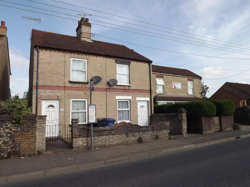 2 Bedrooms Semi Detached House for sale in London Road, Brandon