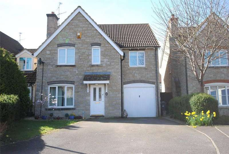 4 Bedrooms Detached House for sale in Yeo Close, CHEDDAR, BS27