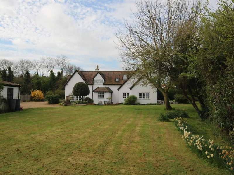 4 Bedrooms Detached House for sale in Greenfield Road, Pulloxhill, Bedford, MK45