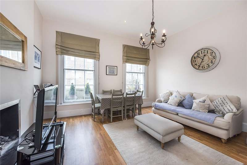 3 Bedrooms Flat for sale in Lupus Street, London, SW1V