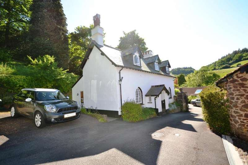 3 Bedrooms Detached House for sale in Manor Road, Minehead