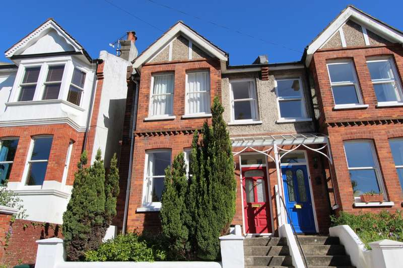 3 Bedrooms End Of Terrace House for sale in Balfour Road Brighton
